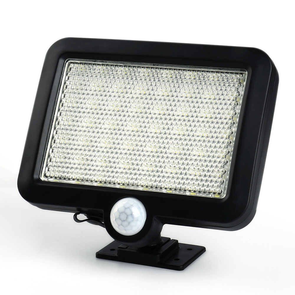 56 LED Solar Motion Detection Wall Light