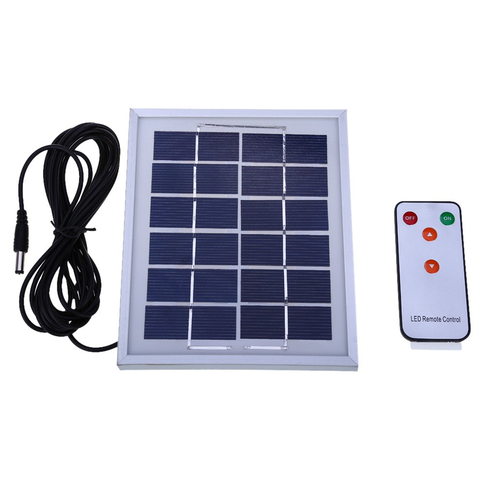 Hot Multi-functional 12 LEDs LED Solar Lamp Dimmable Light Easy To Be Hung Using With The Hook  with Remote Controller Camping