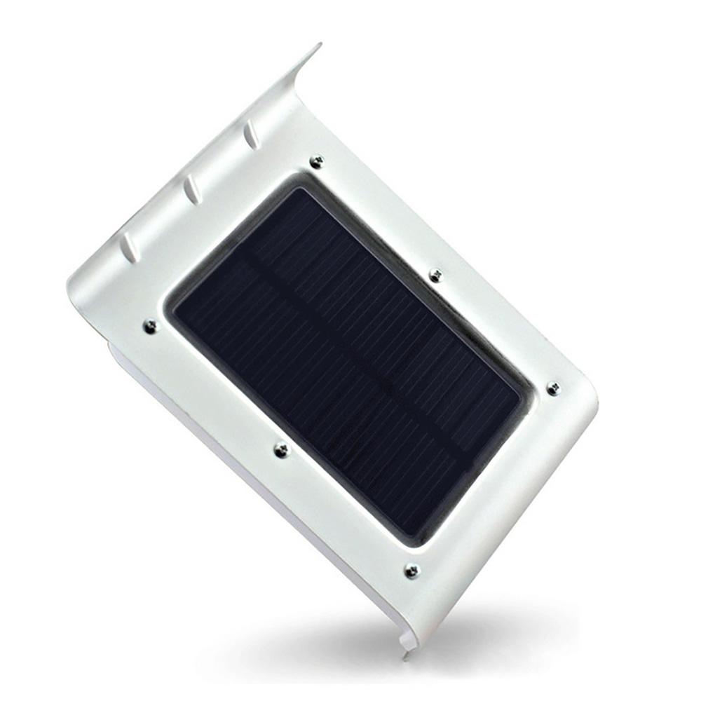 Solar Outdoor Light Panel 16 LED Powered Motion Sensor Led Lamp Energy Saving Wall Lamp Solar Security Lights for Outdoor Garden