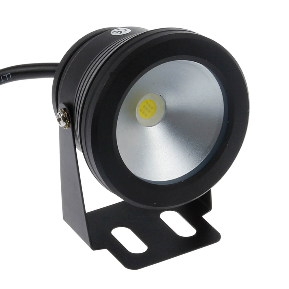 Led-Underwater-Light-10W-12v-Cool-White-Warm-White-Waterproof-IP68-Fountain-Pool-Lamp-Black-Cover