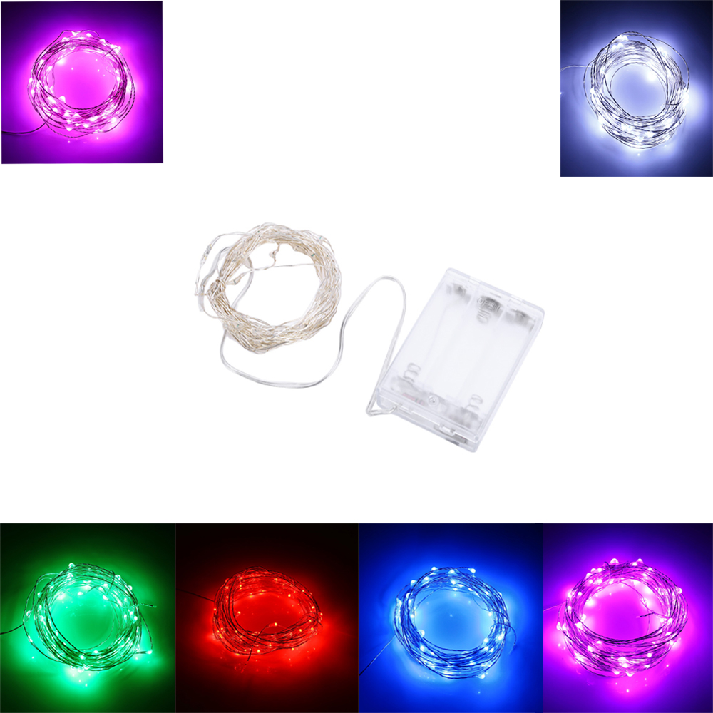 5M-50LED-Battery-Waterproof-Led-Copper-Wire-String-Fairy-Light-Colorful-LED-String-lights-Christmas-Party