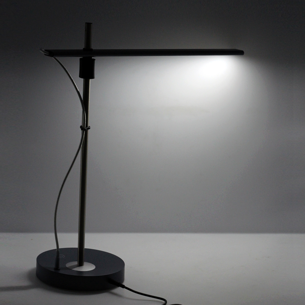 Lamps & Shades Lights & Lighting Simple Fashion Bright Aluminum Alloy Touch Dimming Table Lamp Eye Protection Reading Led Lamp Study Bedside Lamp Free Shipping Up-To-Date Styling