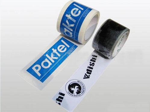 BOPP Printing Printed Tape Packing Adhesive Tape Rolls Factory