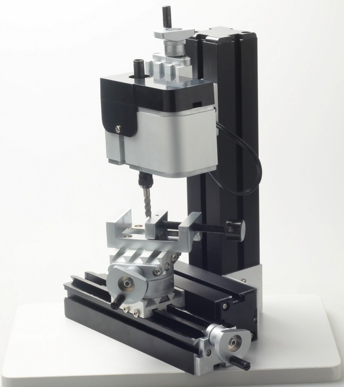 Thefirsttool Mini Metalline Mini Metal Milling Machine