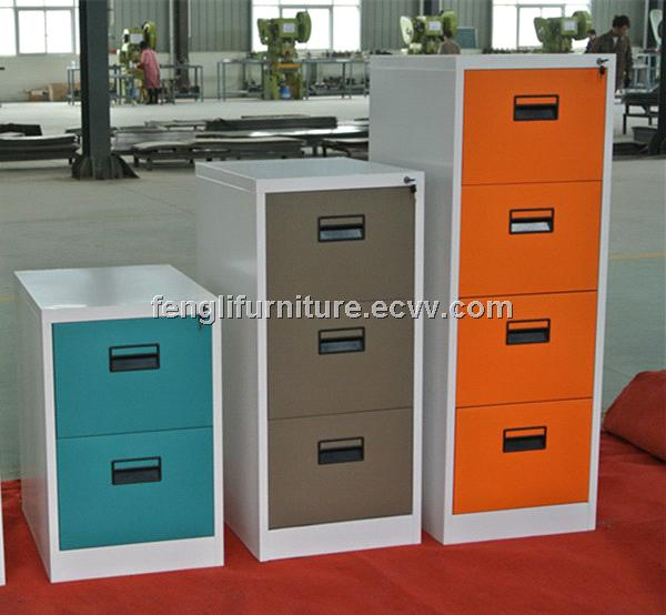 Metal office drawer cabinet