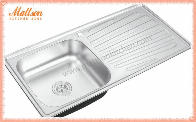 Stainless Steel Kitchen Sinks With Drainboards stainless steel kitchen sinks with drainboards - best kitchen 2017