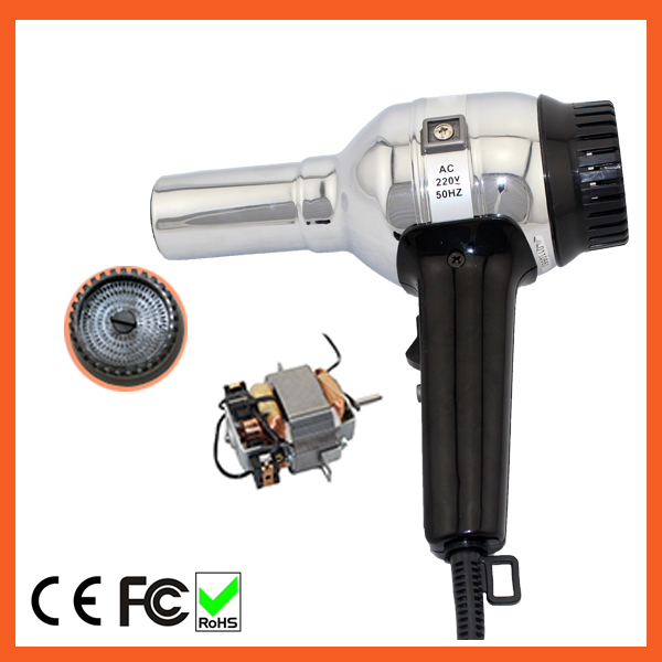 Professional powerful ac motor electric motor for hair for Ac motor hair dryer