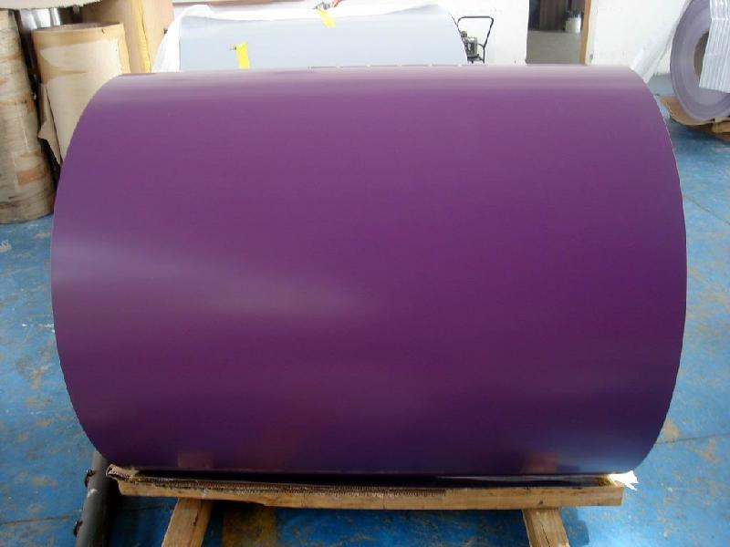 Color Coated Aluminum Coil With Pe Or Pvdf Coated