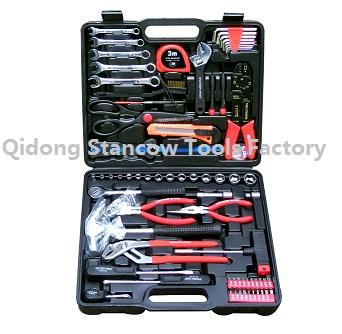 ST-352 70PCS hand tool kit; tool kit;tool box