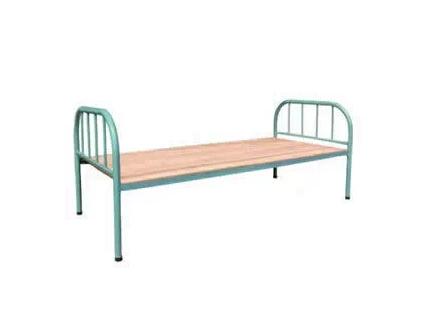 Steel Beds Designs : Metal Steel Bed Design (FLE-004) - China Single Metal Bed;Single Bed ...
