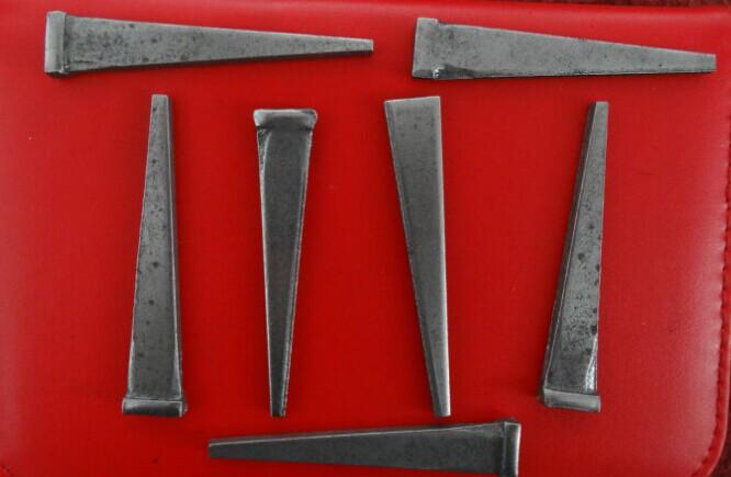 hard cut masonry nails how to use
