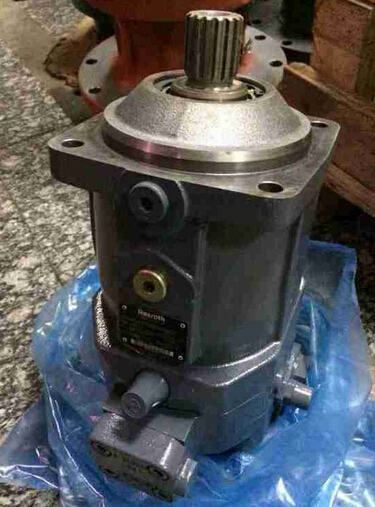 Rexroth variable displacement hydraulic motor a6vm80 107 for Variable displacement hydraulic motor