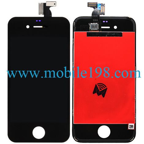 LCD with Touch Screen Digitizer Assembly for iPhone 4S