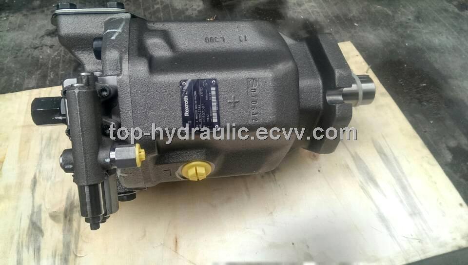 rexroth hydraulic motor catalogue pdf