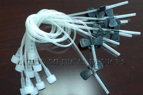 Scalp Vein Set Luer Lock