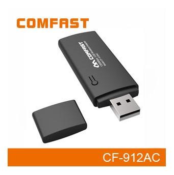 comfast cf-912ac rtl8812au 1200mbps dual band 2.