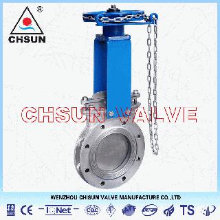 Chainwheel Valve, Chain Wheel Valve, Chain Wheel Knife Gate Valve