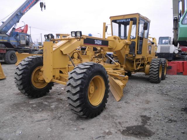 Supply Caterpillar Motor Grader 140h  140g 14g 12g 120g  Purchasing  Souring Agent