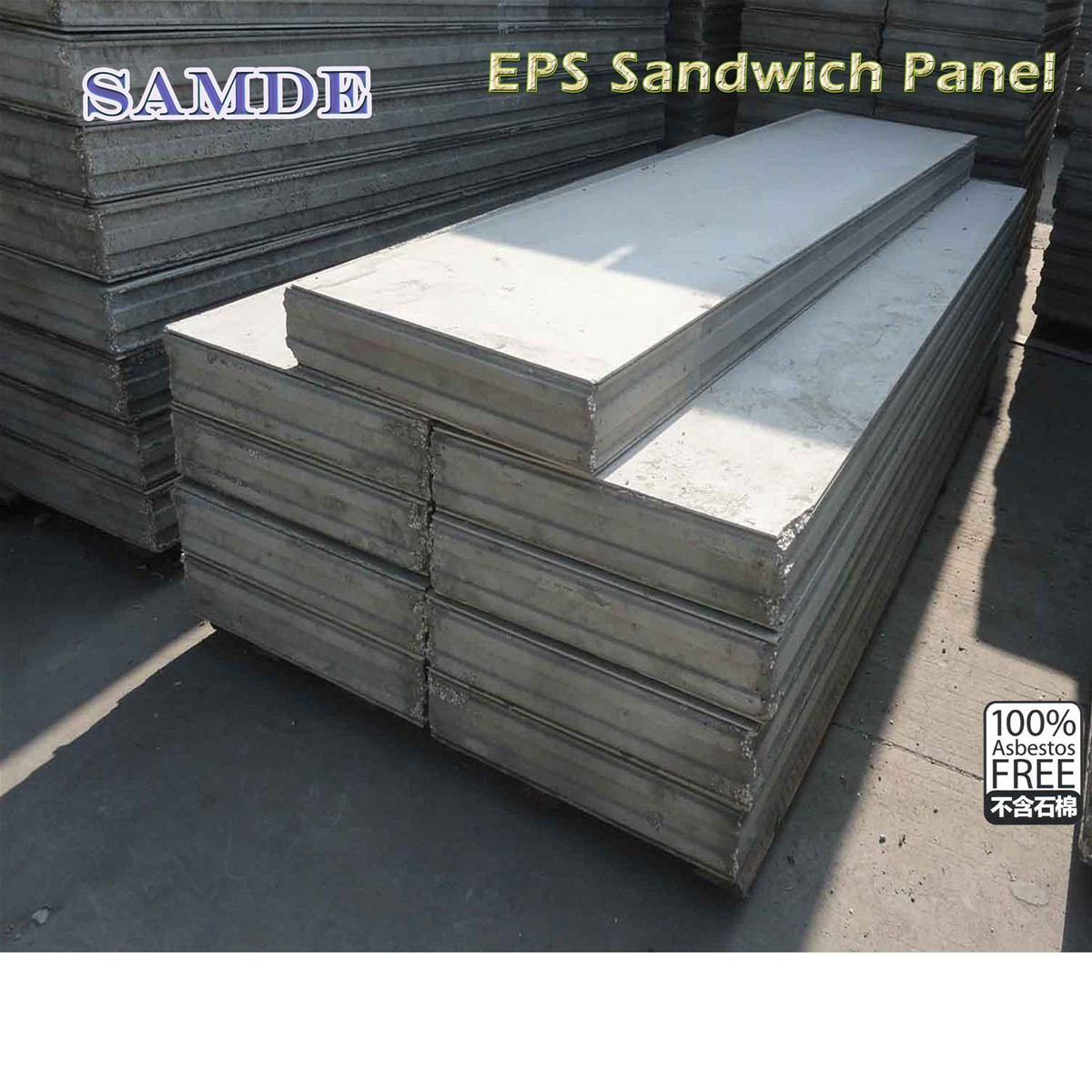 First Class Expanded Polystyrene Concrete Eps Cement