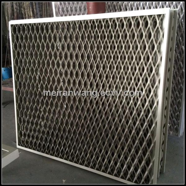 Expanded Metal Sheet For Building Facade Purchasing