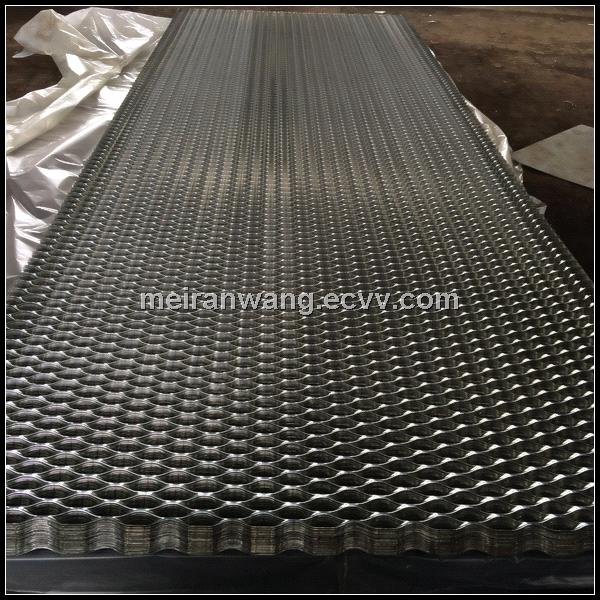 Expanded Metal Panels : Expanded metal fence panel purchasing souring agent