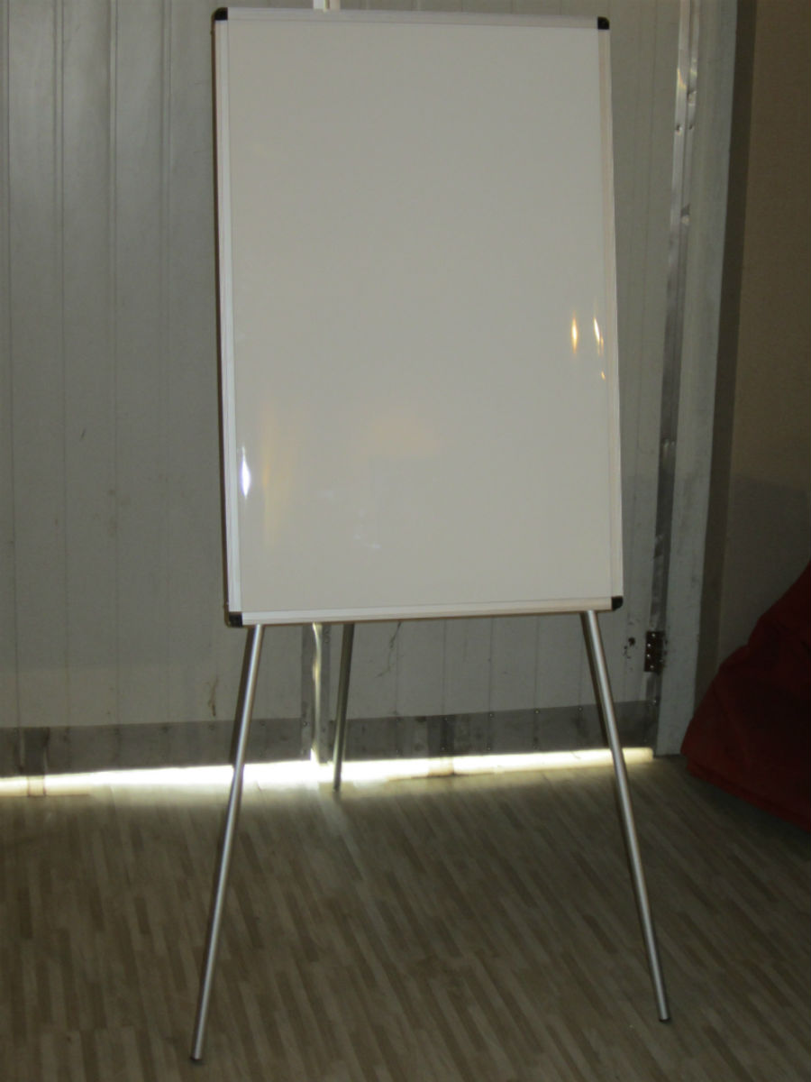 whiteboard with stand,tripod white board, notice board,portable whiteboard
