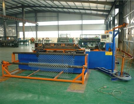 Automatic Chain Link Fence Making Machine Purchasing