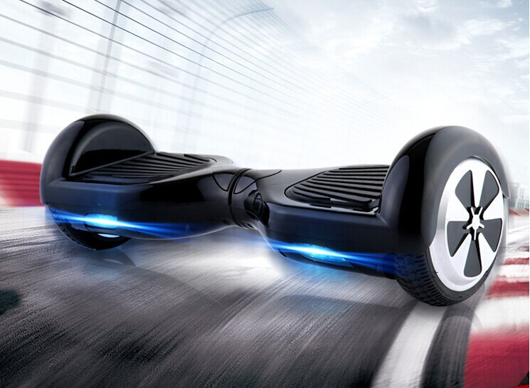 two wheel drifting electric self balance skateboard