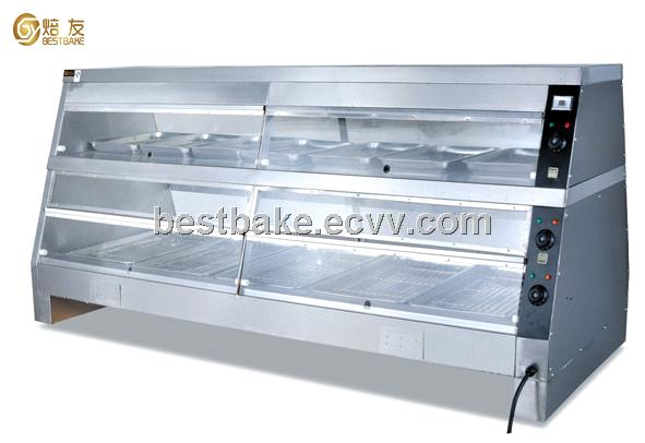 Electric Food Display Warmer With 2 Shelves By Dh1100 From