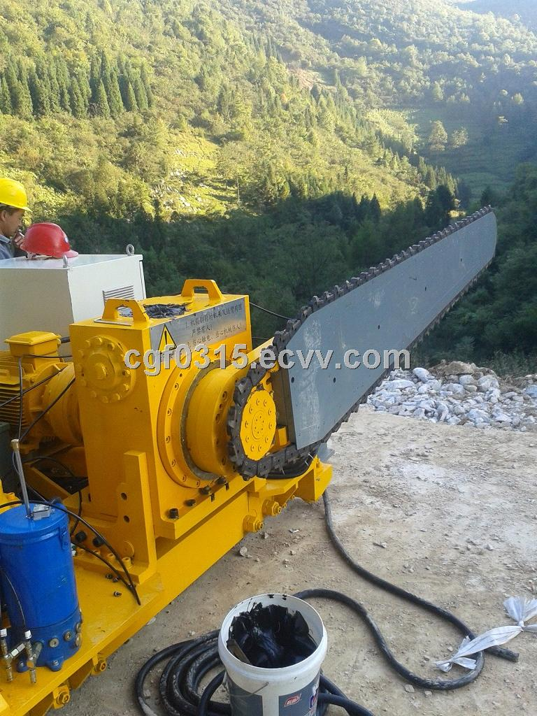 Quarry Chain Saw Marble Chain Saw And Stone Cutting