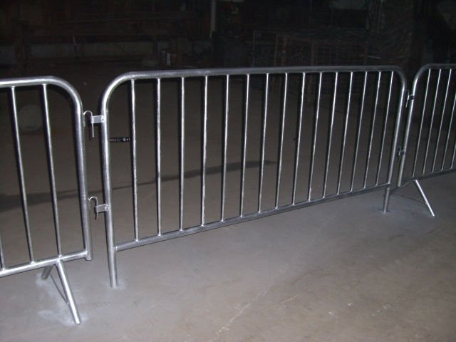 Construction Steel Chain Link Barrier Bike Rack Bicycle