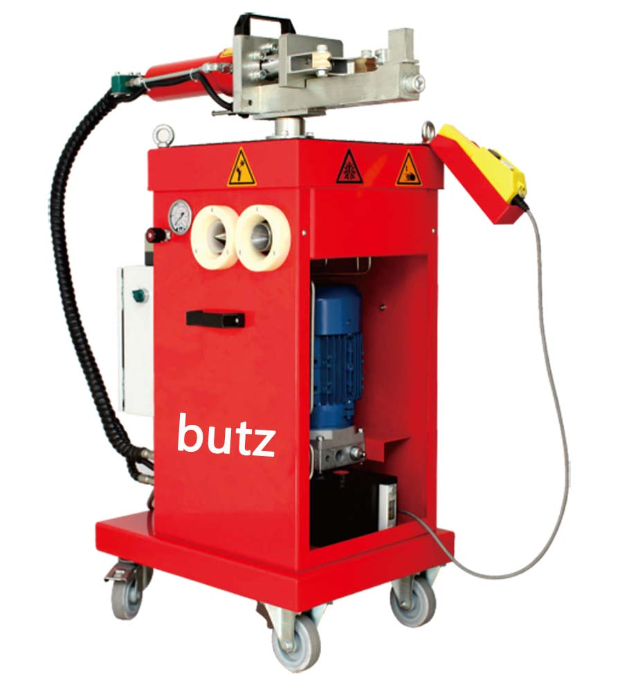 Hydraulic Pipe Bending Machines : Portable hydraulic pipe bending machine ehpb purchasing
