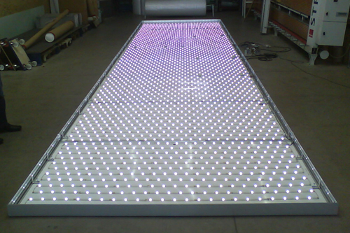 Large Format Outdoor Led Fabric Light Box From China