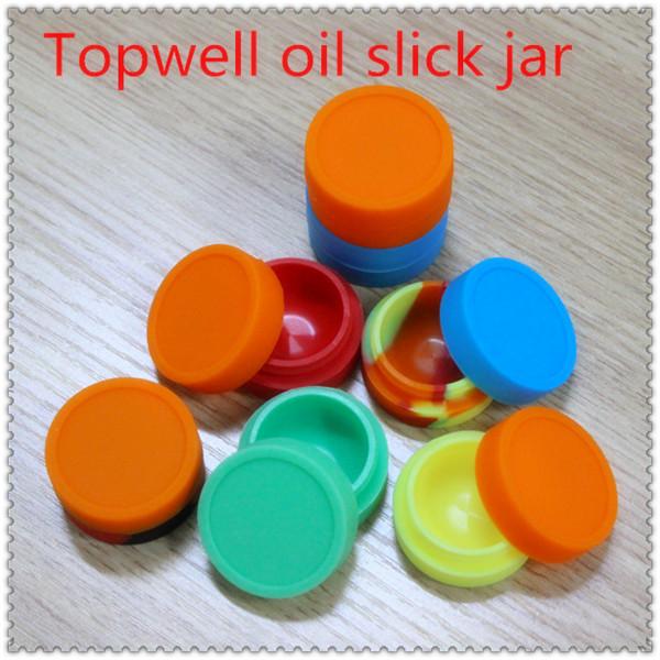 2014 silicone oil slick jar original manufacturer / silicone twist jar opener