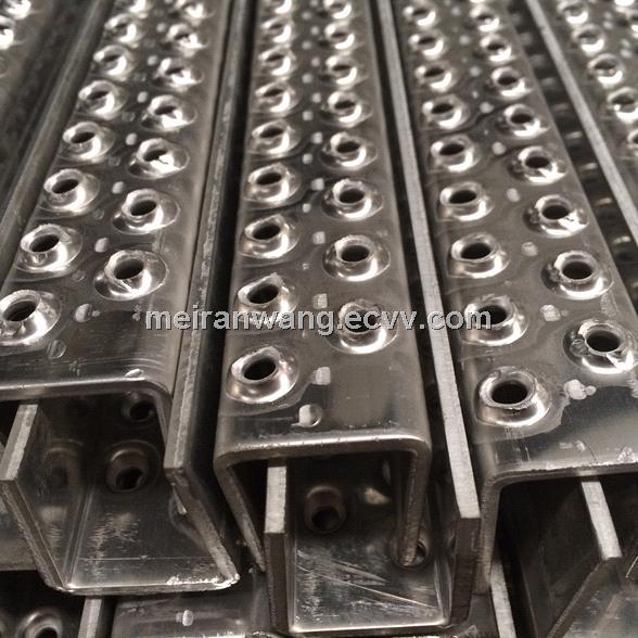 Stainless Steel Ladder Rungs Aluminum Ladder Rungs Steel
