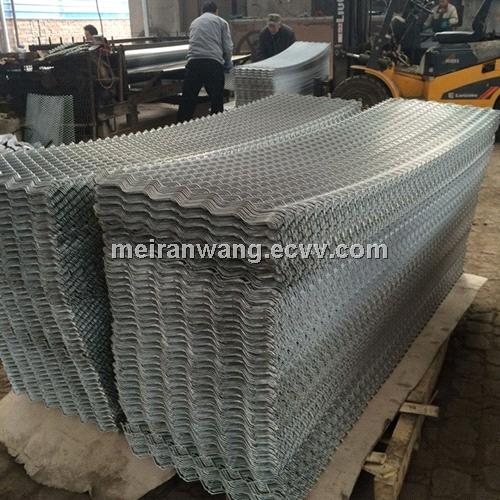 Anodized Aluminum Curtain Wall : Anodized aluminum expanded mesh curtain wall purchasing