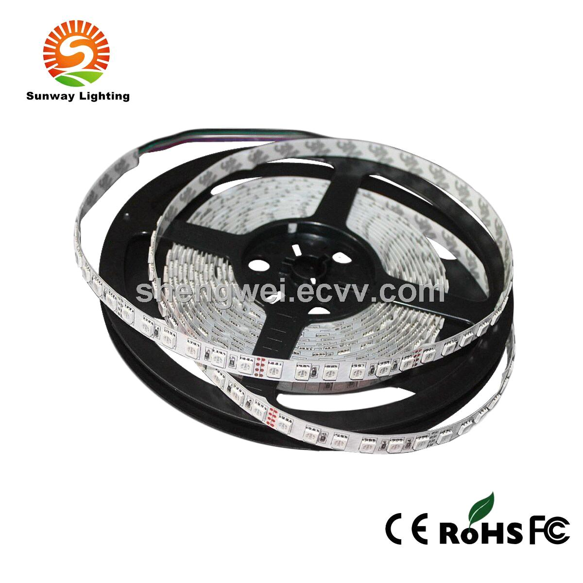 5050rgb 3528smd Mixed Colorful LED Flexible Strip