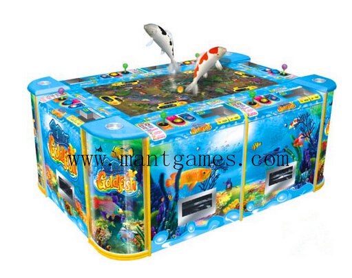 Electronic arcade catching fish game machine purchasing for Arcade fish shooting games