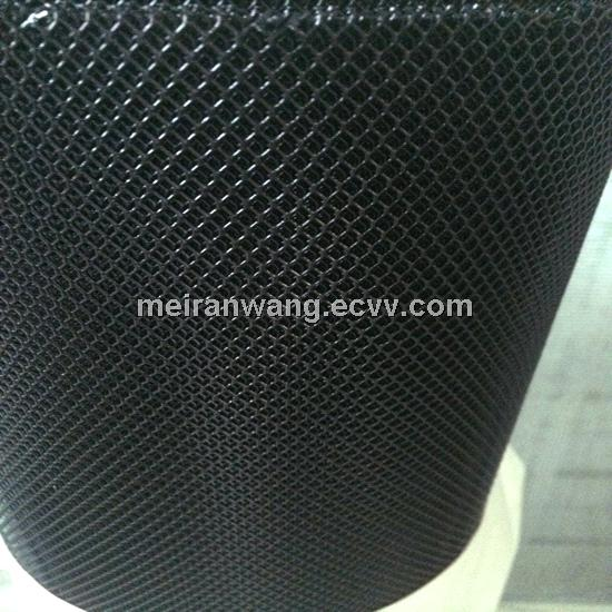 Plastic Coated Expanded Metal Powder Coated Expanded Metal