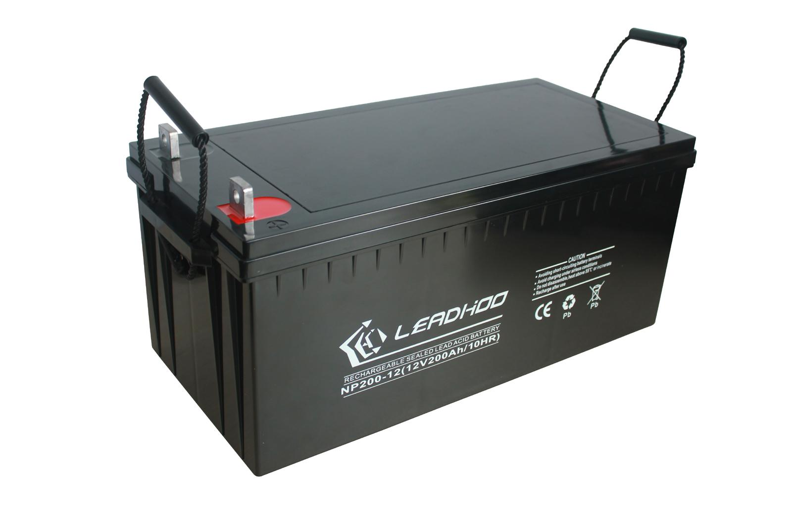 Solar Battery Deep Cycle Solar Agm Battery 12v200ah 250ah
