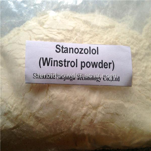 Winstrol Stanozolol Anabolic Anavar Steroid Powder Muscle