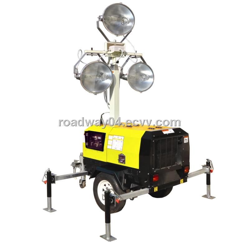 Trailer Lighting Tower Purchasing, Souring Agent