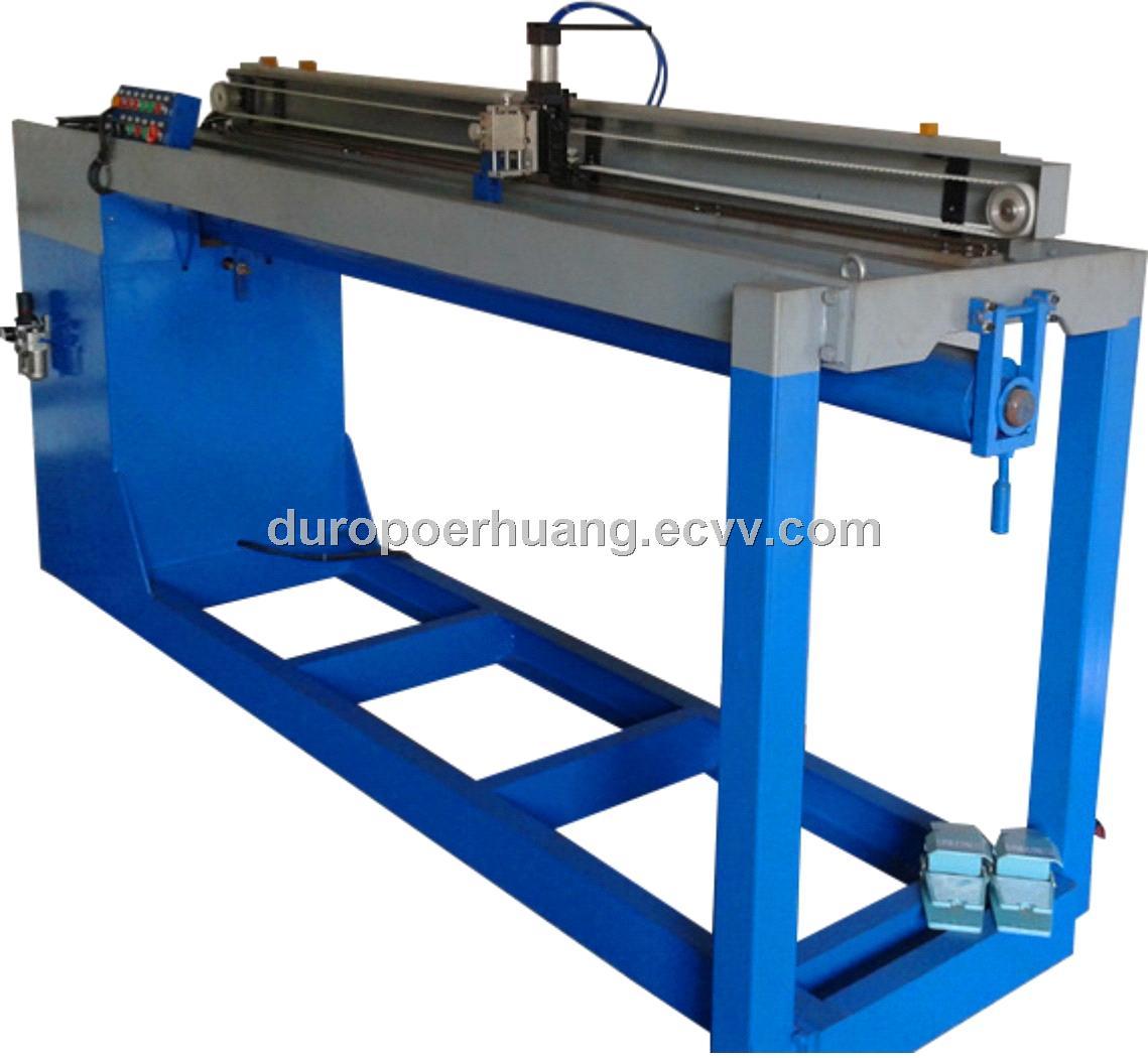 Automatic Argon Arc Plasma Stainless Steel Straight Seam