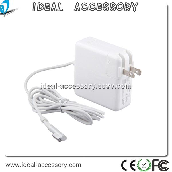 For Apple Macbook Air Pro Magsafe1 Magsafe2 60W L or T head AC Power Adapter Charger Adapter