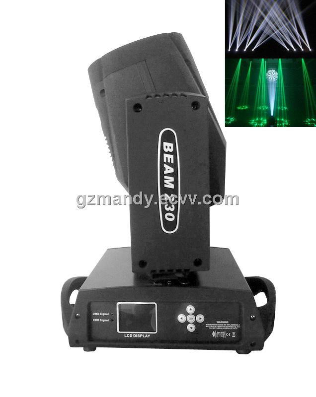 Sharpy 230w 7R16 Channels Moving Head Beam Light With Color Touch Screen(MD-A007)