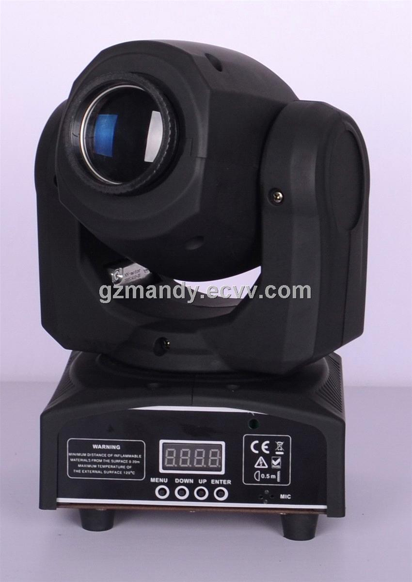 New Hot LED Cree 10W Mini Moving Head Spot Light (MD-B040)