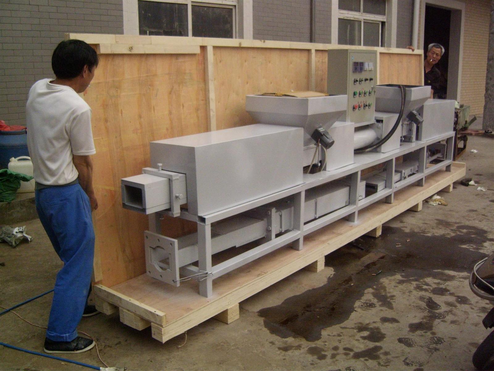 Sawdust block briquette making machine purchasing souring