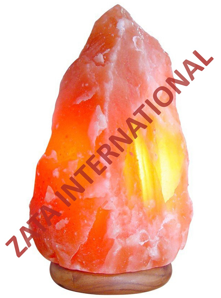 Himalayan Rock Salt Lamps Natural Ionizer 6.4 to 7.5 Kg UL Approved 6 Feets Cord Bulb w Base ...