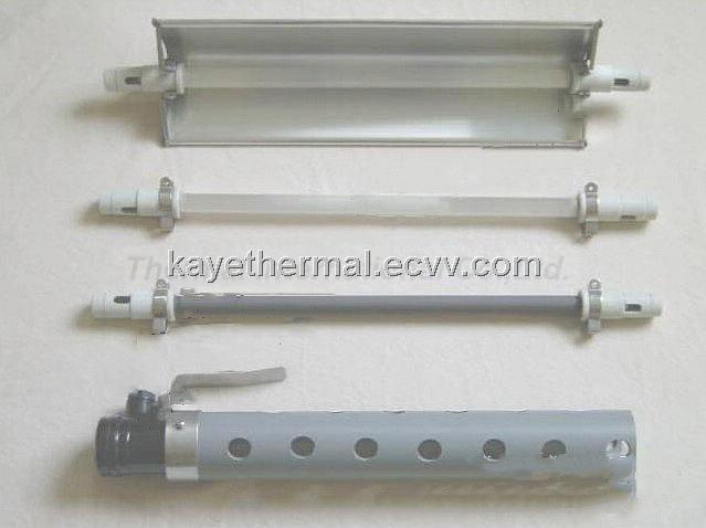 Infrared Quartz Heat tube