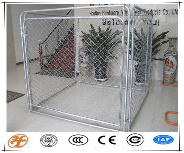 High Quality Metal Cheap Chain Link Dog Kennels Direct